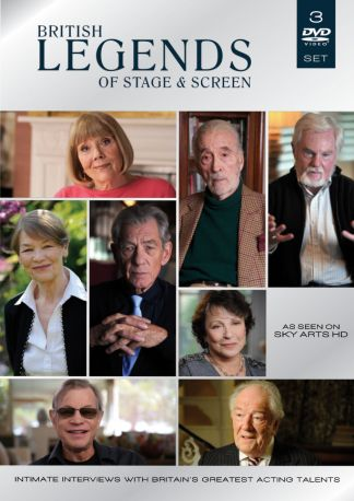 elysian films - British Legends of Stage and Screen